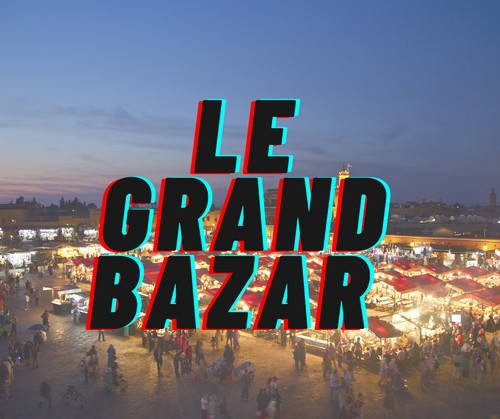 Bazar - Collection Sur les traces de...